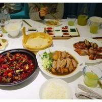 台中市美食 餐廳 中式料理 川菜 孔雀川湘食集 照片