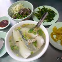 台南市美食 餐廳 中式料理 小吃 京華虱目魚 照片