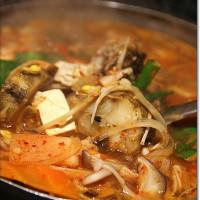 台北市美食 餐廳 異國料理 韓式料理 明洞館本館 照片