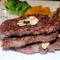 新北市美食 餐廳 異國料理 鐵牛原味碳烤牛排 照片