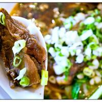 台中市美食 餐廳 中式料理 麵食點心 道地牛肉麵 照片
