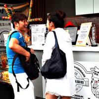 台北市美食 餐廳 飲料、甜品 冰淇淋、優格店 Softree 韓國蜂巢霜淇淋 照片