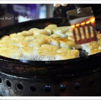 彰化縣美食 攤販 台式小吃 無名菜頭粿 照片