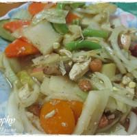 台南市美食 餐廳 中式料理 小吃 馥園手撕雞 照片