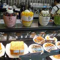 高雄市美食 餐廳 咖啡、茶 咖啡館 Caffe bene (高雄遠百店) 照片