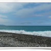花蓮縣休閒旅遊 景點 海邊港口 康樂海灘 照片