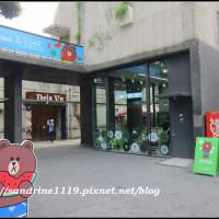 台北市休閒旅遊 購物娛樂 紀念品店 LINE FRIENDS POP-UP STORE 夏日限定店 照片