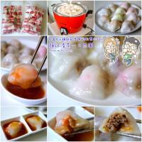 台南市美食 攤販 台式小吃 顏記一口清蒸肉圓 照片