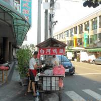 台南市美食 餐廳 中式料理 小吃 白河鴨頭 照片