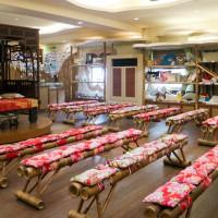 南投縣休閒旅遊 景點 觀光工廠 采棉居寢飾文化館 照片