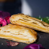 台中市美食 餐廳 烘焙 中式糕餅 金味坊素餅專賣店 照片