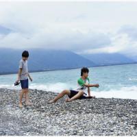 花蓮縣休閒旅遊 景點 海邊港口 康樂沙灘 照片
