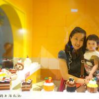 台北市休閒旅遊 景點 主題樂園 Fun大吧!積木村 走進積木的甜蜜世界–巨型積木展 照片