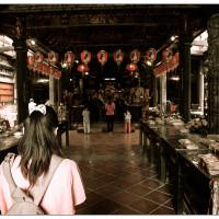 嘉義市休閒旅遊 景點 古蹟寺廟 嘉邑城隍廟 照片