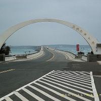 澎湖縣休閒旅遊 景點 景點其他 澎湖北環203縣道 照片
