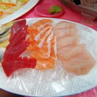 屏東縣美食 餐廳 中式料理 熱炒、快炒 阿興生魚片 照片