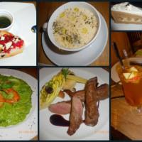 桃園市美食 餐廳 異國料理 法式料理 艾夯格西餐吧 照片