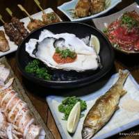 台中市美食 餐廳 餐廳燒烤 串燒 將軍府日式居酒屋 照片