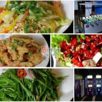 新竹縣美食 餐廳 異國料理 多國料理 食尚運動主題餐廳 照片