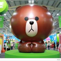 台中市休閒旅遊 景點 展覽館 LINE FRIENDS 互動樂園 (台中場) 照片