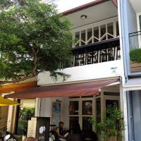 高雄市美食 餐廳 異國料理 多國料理 Zoe Café & Champagne 照片