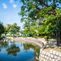 高雄市休閒旅遊 景點 古蹟寺廟 曹公圳 照片