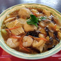 台北市美食 餐廳 中式料理 合歡刀削麵 照片