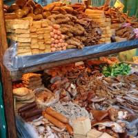 高雄市美食 攤販 滷味 大木櫥滷味 照片