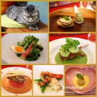 台北市美食 餐廳 中式料理 中式料理其他 屋頂上的貓食堂 照片