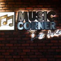 台北市美食 餐廳 飲酒 Lounge Bar Music Corner 角落音樂餐廳 照片