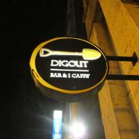 台北市美食 餐廳 飲酒 Lounge Bar Digout BAR & I CAFFE 照片