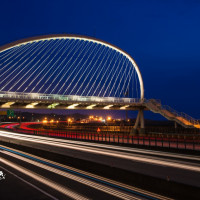新竹市休閒旅遊 景點 景點其他 豎琴橋 照片