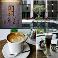台北市美食 餐廳 咖啡、茶 咖啡館 麗禧溫泉酒店(水岸茶屋) 照片