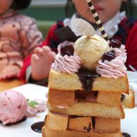 台北市美食 餐廳 咖啡、茶 歐式茶館 莫凡彼咖啡館 Mövenpick Café (台北明曜店) 照片