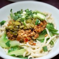 新竹市美食 餐廳 中式料理 麵食點心 林娘炸醬麵 照片
