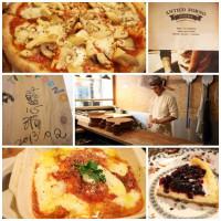 台北市美食 餐廳 異國料理 義式料理 老烤箱義式披薩餐酒 照片