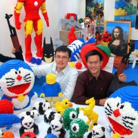 台北市休閒旅遊 景點 景點其他 手創兒童樂高教室— 樂高機器人 ∕ 動力機械 ∕ 專業堆砌 照片