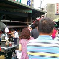 苗栗縣美食 餐廳 中式料理 小吃 銅鑼蛋餅 照片