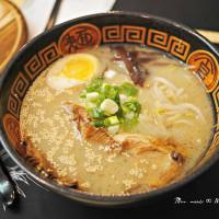 台中市美食 餐廳 異國料理 日式料理 貳捌麵魂 照片