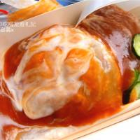 嘉義市美食 攤販 台式小吃 嘉義南門涼肉圓 照片