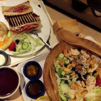 台北市美食 餐廳 烘焙 Cube Brunch丘比手做早午餐 照片