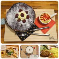 台中市美食 餐廳 異國料理 日式料理 青木和洋食彩AOKI 照片