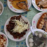 台南市美食 攤販 台式小吃 慶有餘食部 虱目魚料裡專賣店 照片