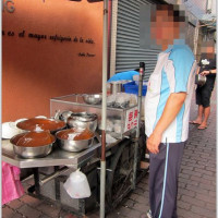 台南市美食 餐廳 飲料、甜品 甜品甜湯 無名愛玉冰 照片