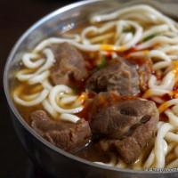台北市美食 餐廳 中式料理 小吃 正杰牛肉麵 照片