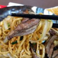 台北市美食 餐廳 中式料理 台南阿輝炒鱔魚 照片