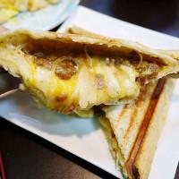 新北市美食 餐廳 速食 早餐速食店 花嘿噴breakfast & brunch 照片