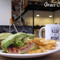 台北市美食 餐廳 異國料理 美式料理 NEST BURGER.BIKE.BRUNCH 照片