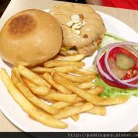 新北市美食 餐廳 異國料理 美式料理 茱蒂漢堡Judy's Burger 照片