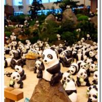 台北市休閒旅遊 景點 展覽館 Let's SOGO! 黑白雙熊公益認養特展(1600貓熊世界之旅) 照片